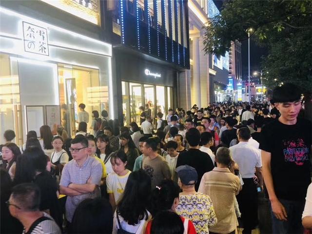 东百集团国庆7天客流销售逆势双增长,101个品牌销售位福建省第一