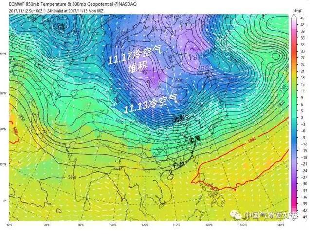 福州重量级冷空气即将到来 本周最低温仅11℃