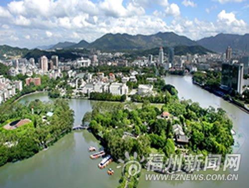 榕琴亭湖工程元旦前完工 二环路将成景观大道