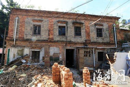 上下杭多处历史建筑被拆 记者采访遇粗暴阻挠