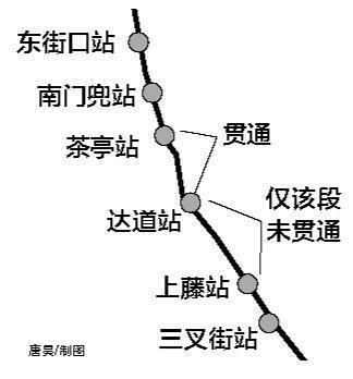 福州地铁1号线达道站至茶亭站上行区间全面贯通