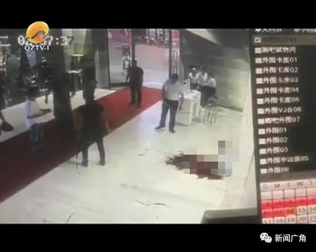 南安发生一起酒吧斗殴致死案 死者身上多处中刀