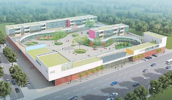 福州年内新建改扩建13所公办幼儿园