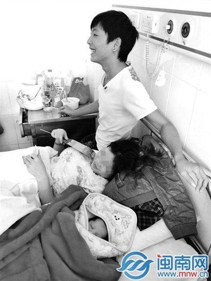 15岁少女生下3公斤男婴 男女交往一年意外怀孕