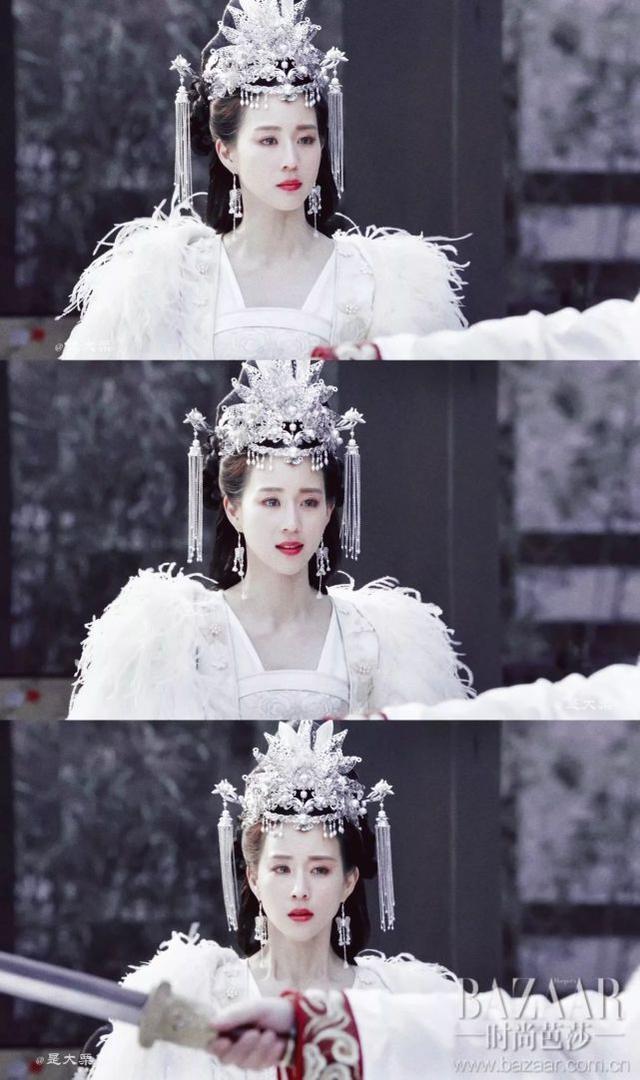 """用杨幂热巴的""""红感妆""""搭我的100件衣服竟然都很配?"""