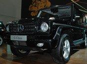 奔驰G-Class