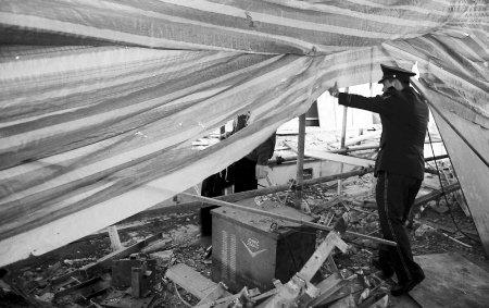 福州检查高楼消防 高楼施工隐患被勒令整改
