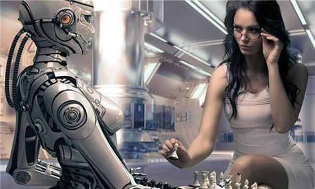 欧洲疯抢!性爱机器人来了,体验好过真人,爱情要被机器淘汰了?