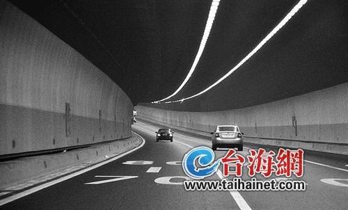 翔安隧道通车近七月 发生70余起事故