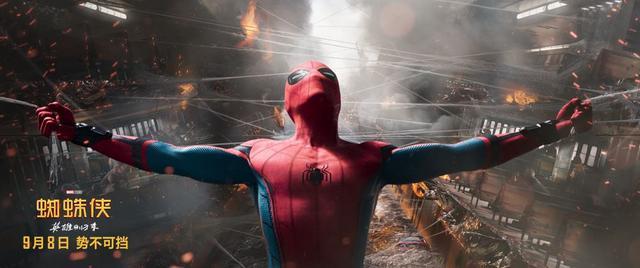 《蜘蛛侠:英雄归来》定档9月8日  蜘蛛侠回归复联