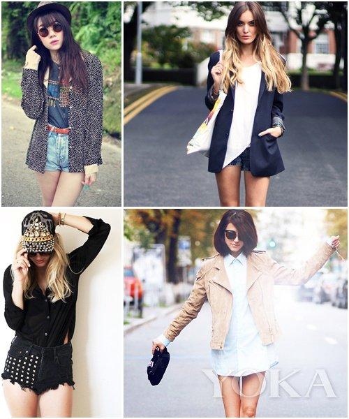 夏季衣物 潮人教你如何穿到秋季