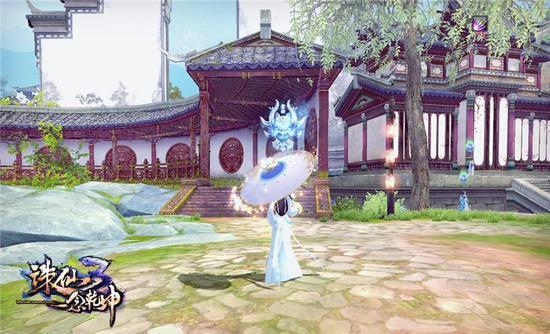 诛仙3全新群战玩法白色情人节开启