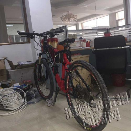 价值26800元的被盗自行车