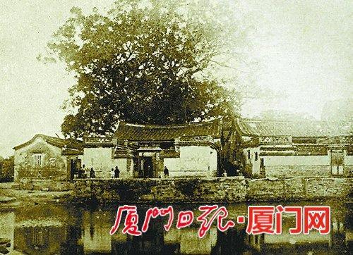 鼓浪屿往事:百年祠堂黄氏小宗见证中美文化交流