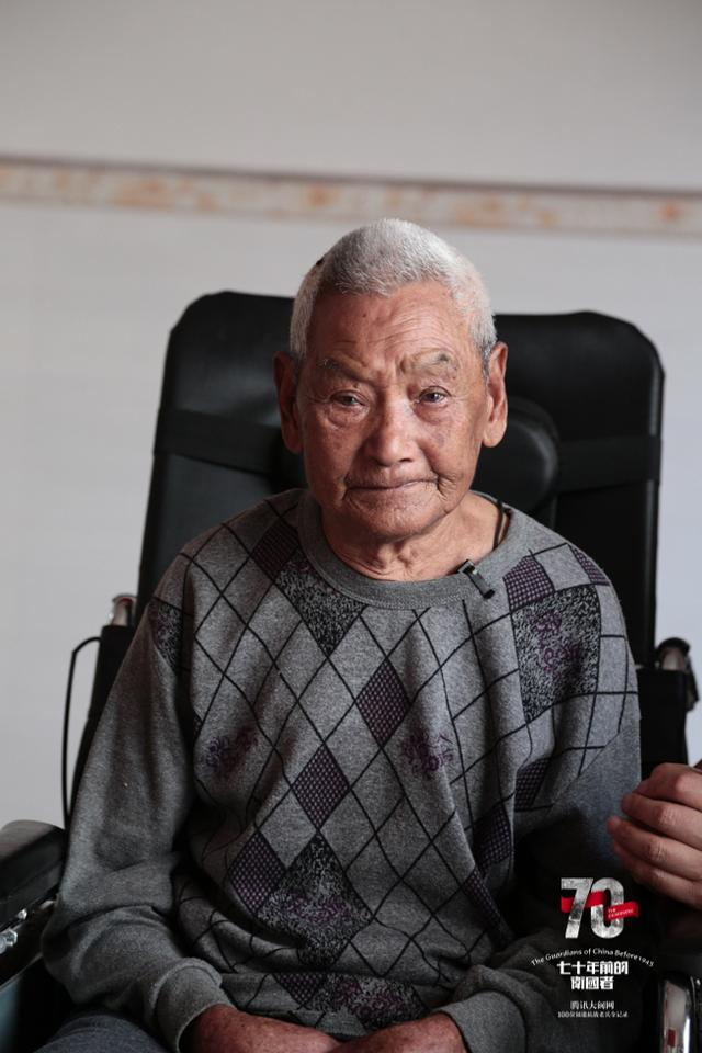 抗战老兵之魏朝宋:两次被抓壮丁 日本降兵向他敬礼
