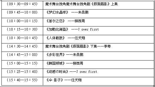 """三盛国际公园十一""""欢乐国际行""""专辑"""