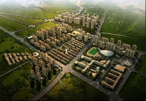 三盛国际公园CBD政商精英购房季启动