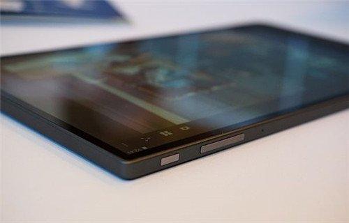 戴尔发布全球最薄平板仅6.0mm 采用无边框屏幕