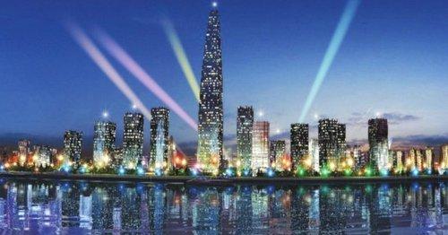 正荣润城:CBD中央 引领价值高地和经济巅峰