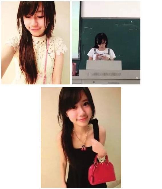 颜值超高的美女教师 第一名就在咱福州 大闽网