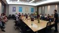 福建社会主义学院第33期进修班师生到访腾讯大闽网