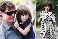 汤姆・克鲁斯的女儿