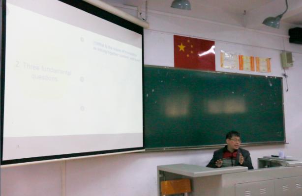 53岁福建教授郑声滔:我有一个梦想,为残疾人创办自强大学