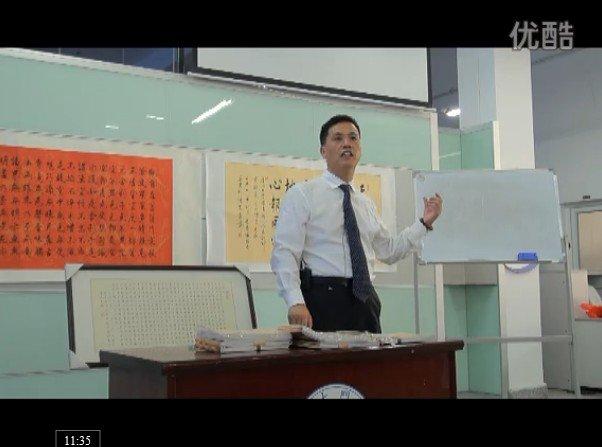 文化讲堂(81)李晋阳:硬笔书法和毛笔书法的实际应用