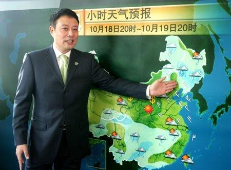 """宋英杰称""""福州是火炉之首""""是媒体误读(图)"""