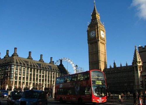 伦敦大本钟 英国的标志