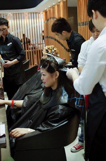 """大闽网Salon""""美发记""""第一季之小娅"""