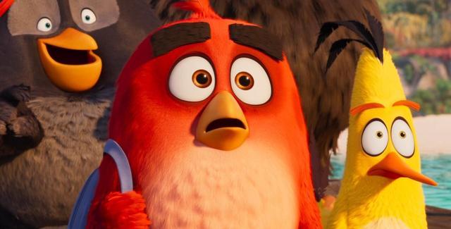 """【《愤怒的小鸟2》发布国际版预告 """"猪鸟联盟""""欢乐集结】图2"""