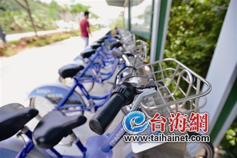 厦门35个公共自行车站点告别空巢 先投入1000辆