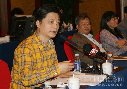 崔永元:保障房应建在市中心 否则没保障意义