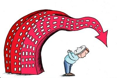 人民日报:房价下跌合乎常理 政府无出手救市理由