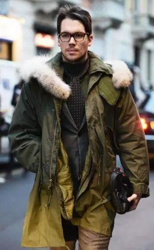 别做丑直男 穿这些外套才能把到妹