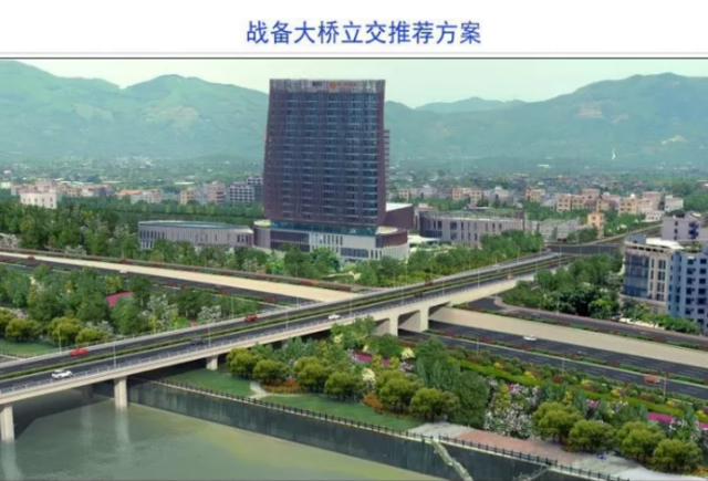 漳州2座跨江大桥互通工程 有望在元旦期间完工