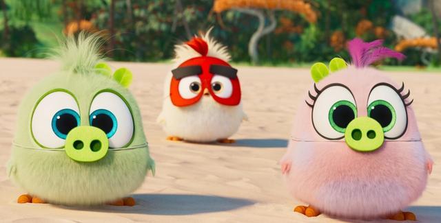 """【《愤怒的小鸟2》发布国际版预告 """"猪鸟联盟""""欢乐集结】图3"""
