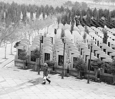 10年墓地价涨10倍 高额殡葬费是怎样产生的