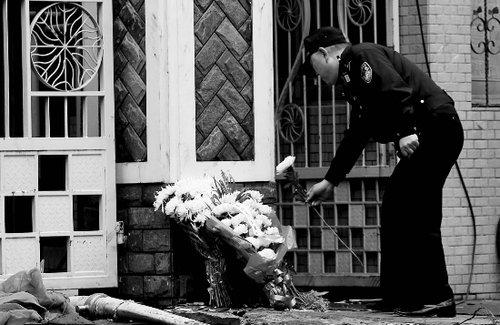 电焊工违规操作点燃尼龙网致上海住宅火灾