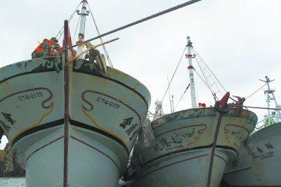 福建全省转移海上作业人员近二十万人(图)