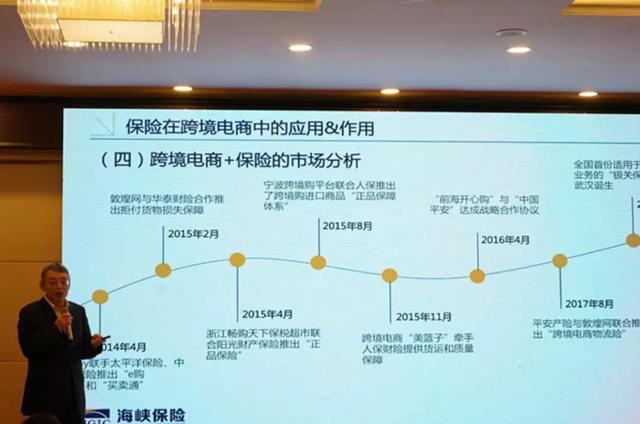 聚焦人工智能时代,跨境电商高峰论坛启幕