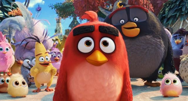 """【《愤怒的小鸟2》发布国际版预告 """"猪鸟联盟""""欢乐集结】图4"""