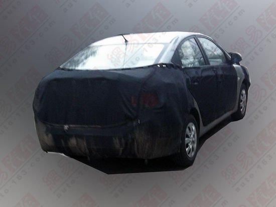 广州车展9万内新车前瞻 宝骏630两厢亮相高清图片