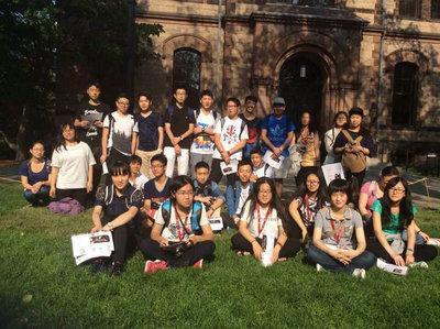 国际班学生亲述:游学美国是怎样一种体验?