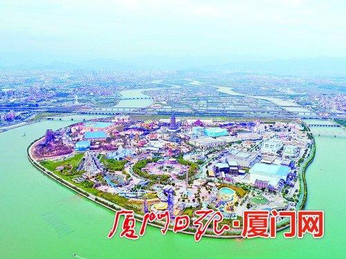 环东海域新城完善文化产业 两大主题乐园将迎客