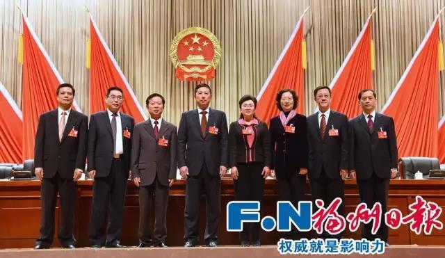 尤猛军当选福州市长 陈为民当选福州市人大常委会主任
