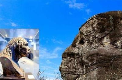 """福建诏安:青梅园中惊现""""古猿人"""""""