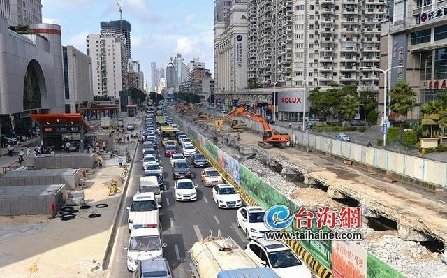 """厦门地铁1号线:众志成城 成就""""厦门速度"""""""