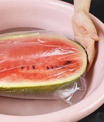 夏日西瓜季实用保鲜法